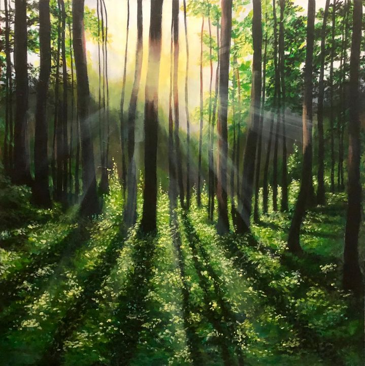 Morning Glory - Chemayne Kraal