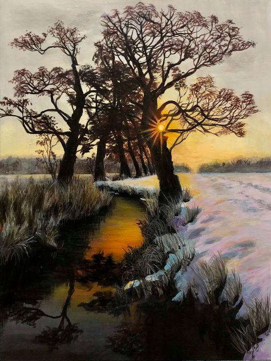 Winter Light - Chemayne Kraal