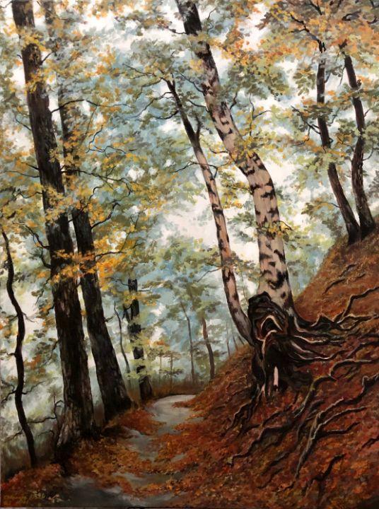Autumn Rain - Chemayne Kraal