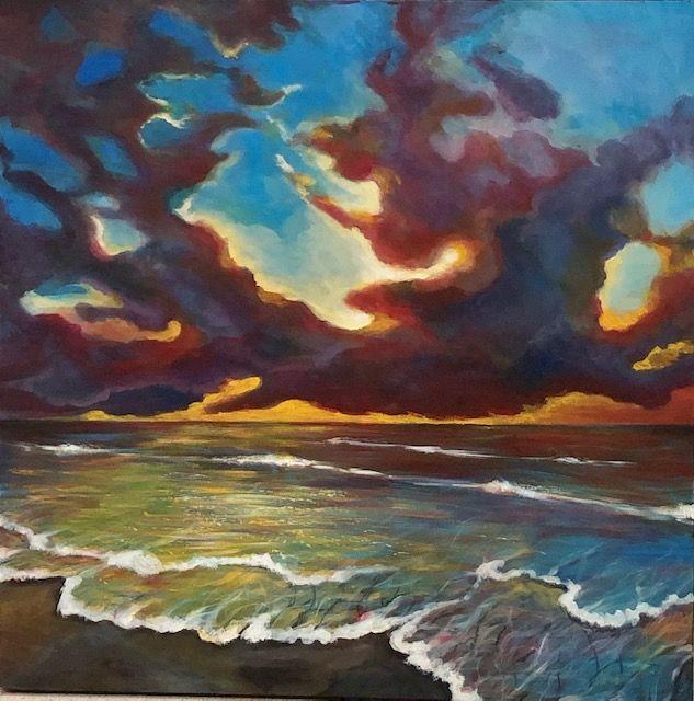 Wet Evening Sand - Chemayne Kraal