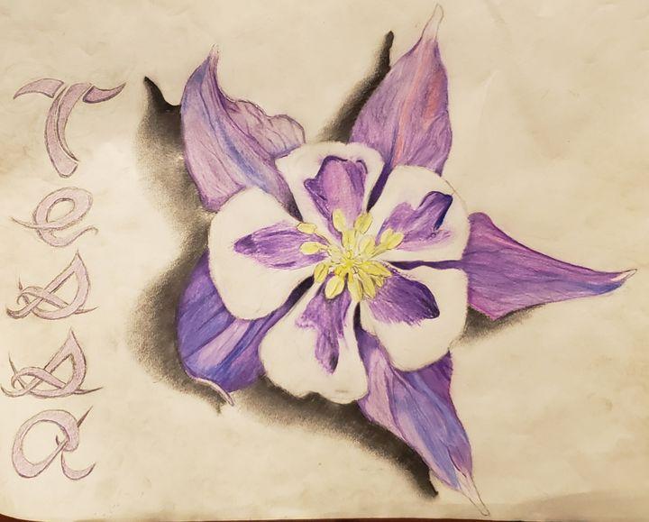 Purple Power - Art