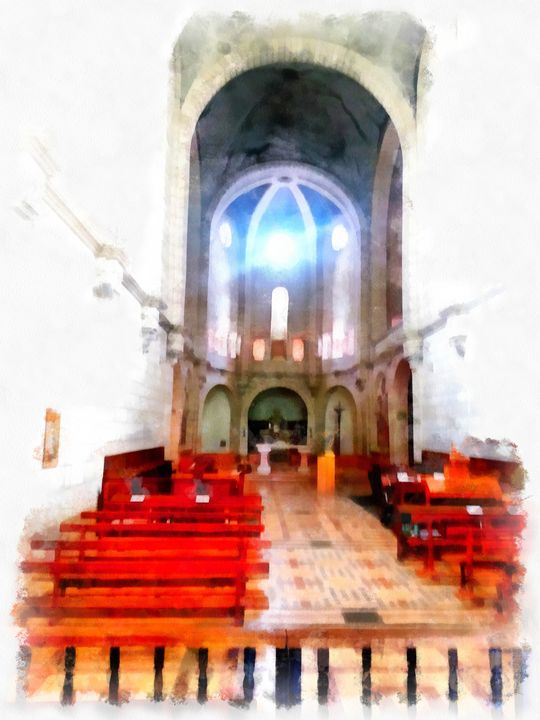 The Monastery of Silence - nova