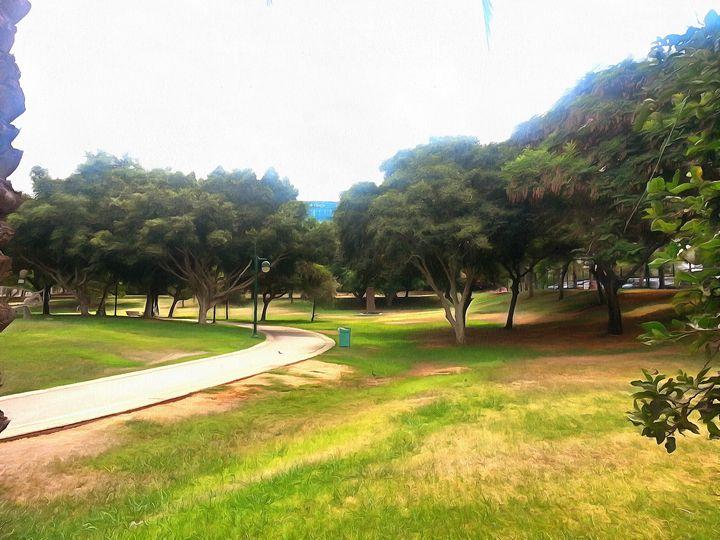Into the park - nova