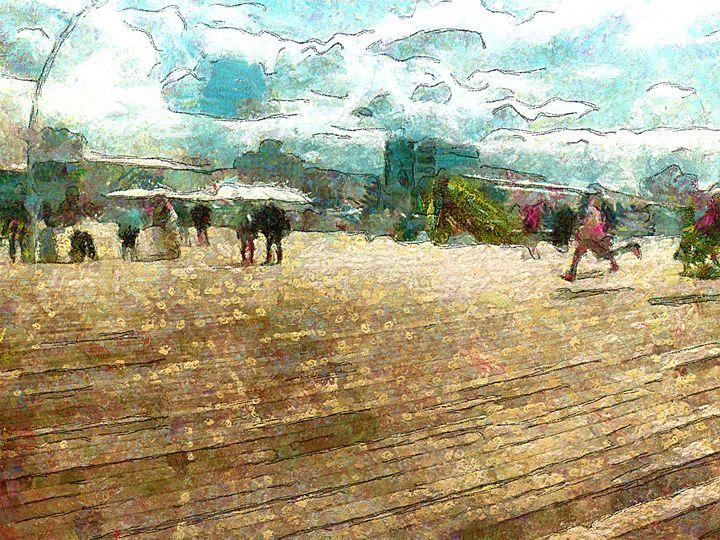 gold Boardwalk - nova