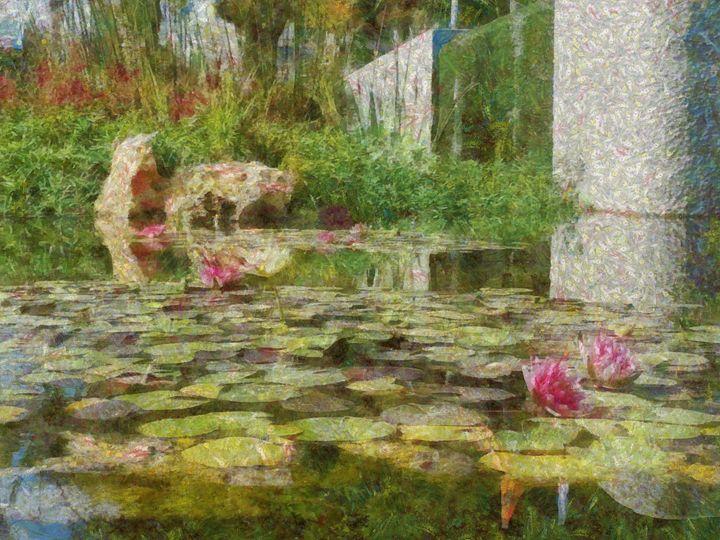 Fish pond 3 - nova