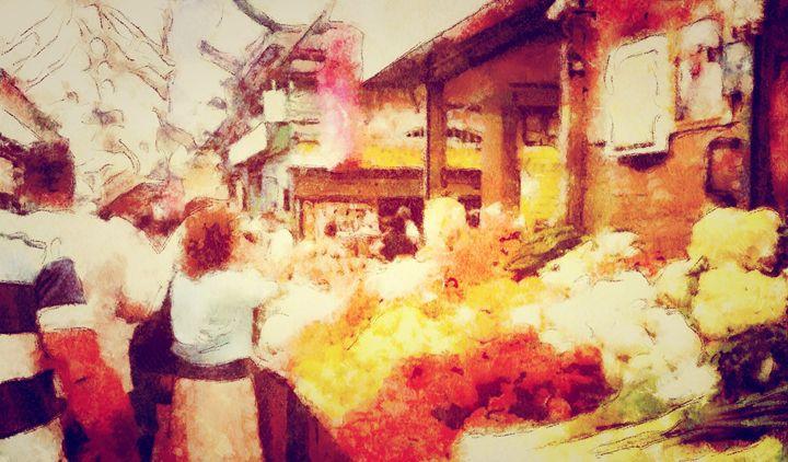 Food market - nova
