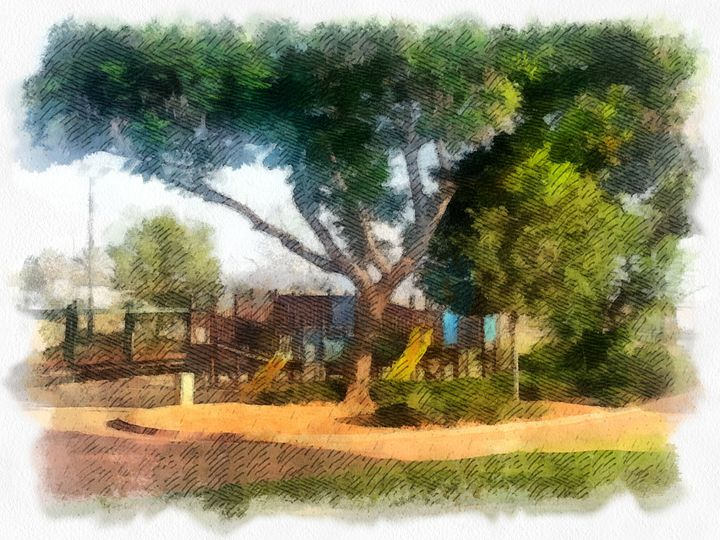 Games under the tree - nova