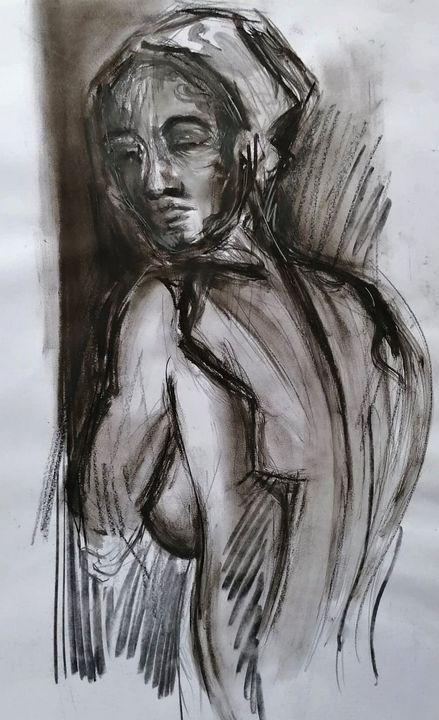 Black and White Thoughts - Chantel Vassallo