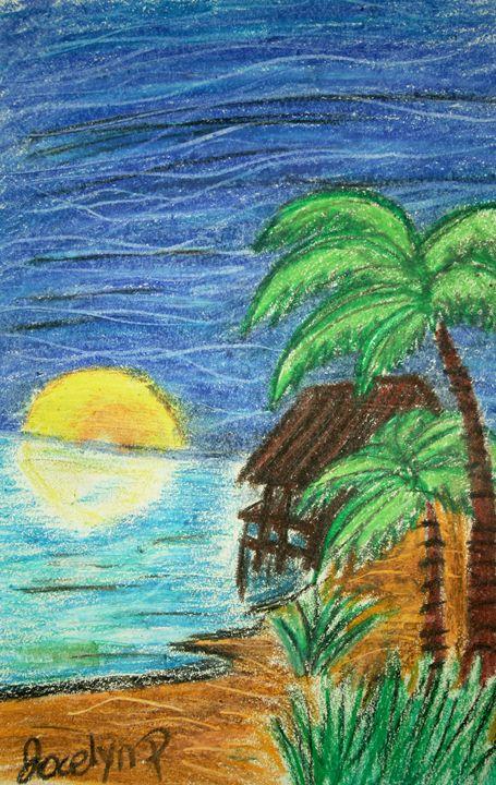 in the light of the moon - JPreisinger Art