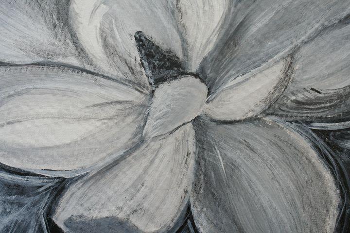 flower - Paintings by Kelsey Fiala