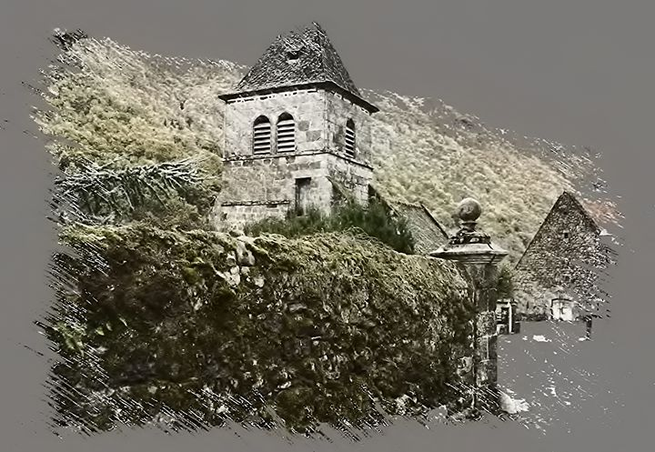 old church in France - fredK