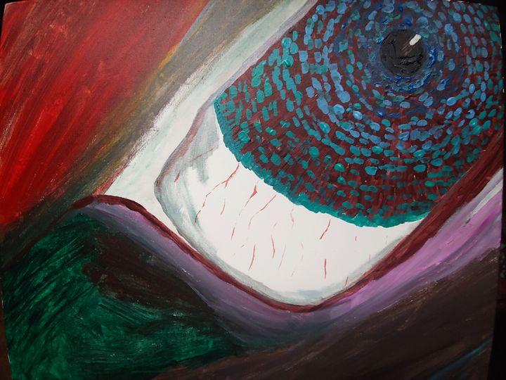 An Eye - Keith Aumiller