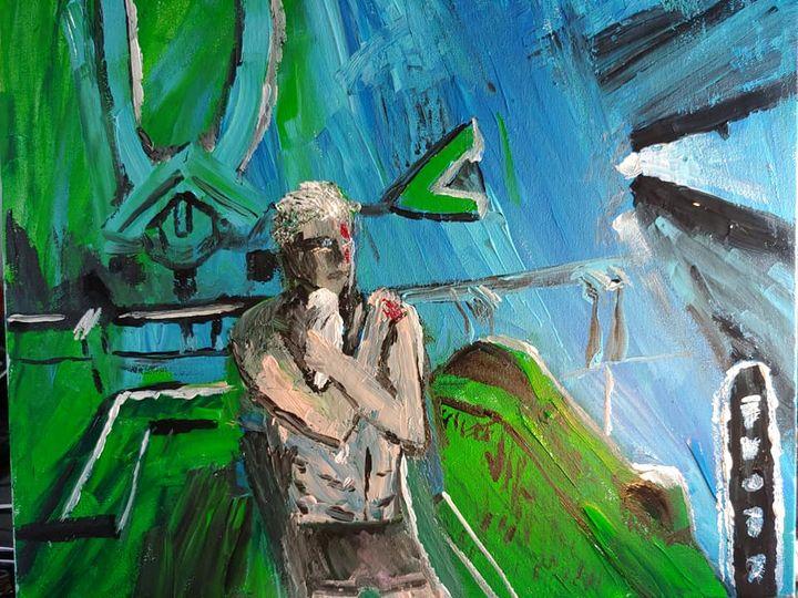 Blade Runner Tears in the rain - Keith Aumiller