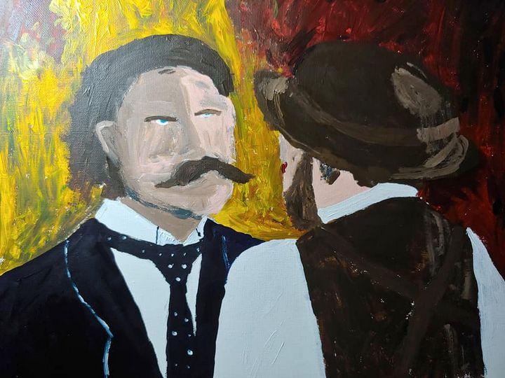 Skin that smoke wagon - Keith Aumiller