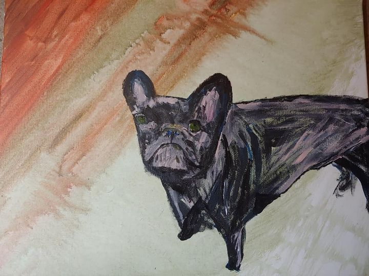 Frenchie - Keith Aumiller
