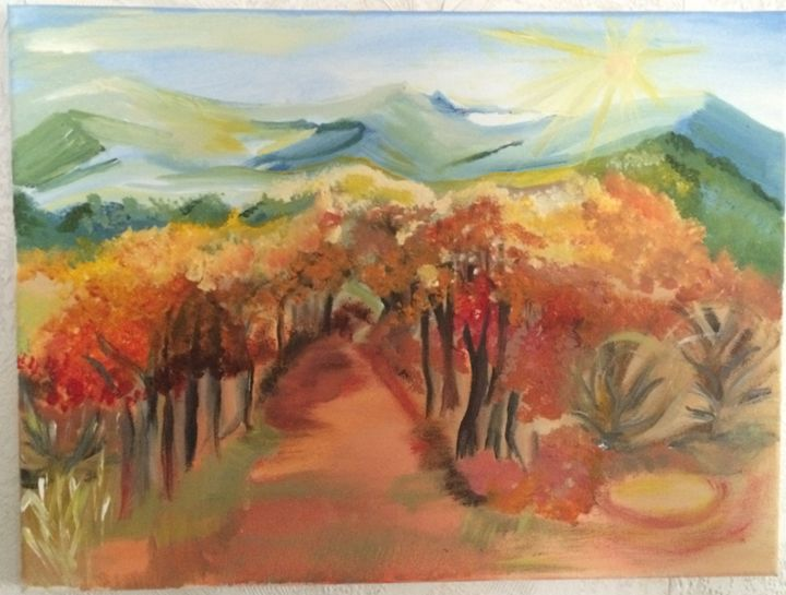 Colors if autumn - Monique Feu
