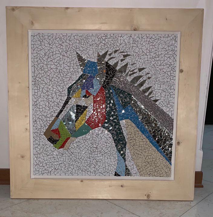 Sparkling horse - mycityinspiresme