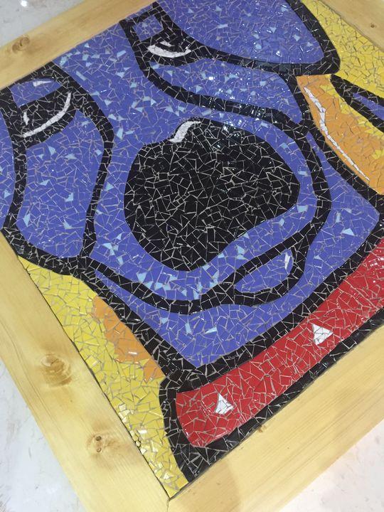 Tiles. Mosaic - mycityinspiresme