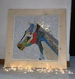 Shattered Persian Art