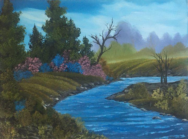 Fresh air - Nicholas M.J. Ross