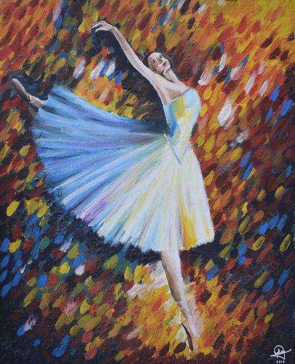 A - Dancer Ballerina - Lola Bolena