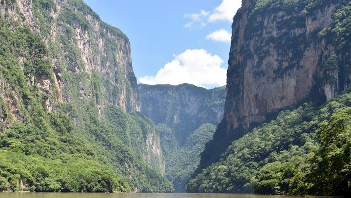 A - Canyon del Sumidero - Lola Bolena