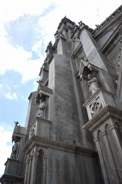 A - Costa Rica church new gothic - Lola Bolena