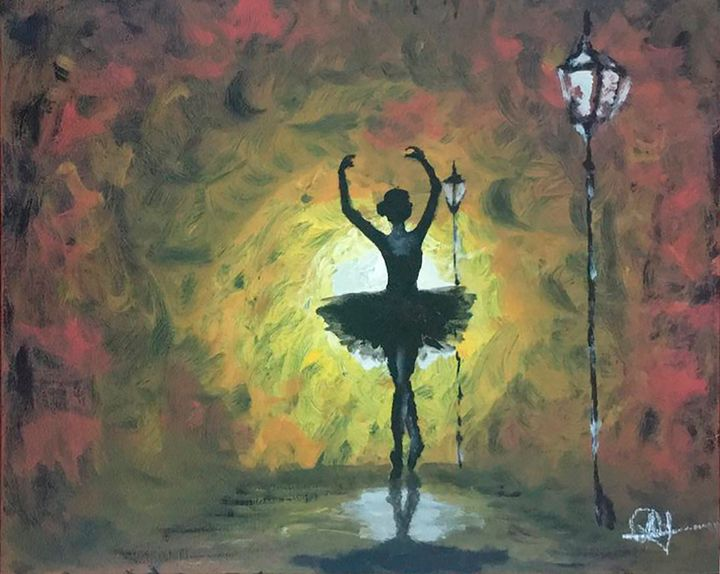 A - Ballerina - Lola Bolena