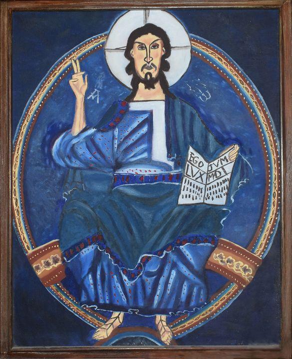 A - Icon Byzantine - Lola Bolena