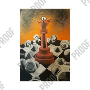 Queen vs. Pawns
