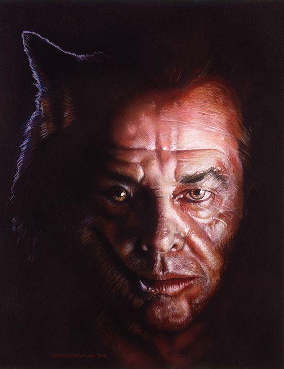 Jack Wolf - Scoggins Art