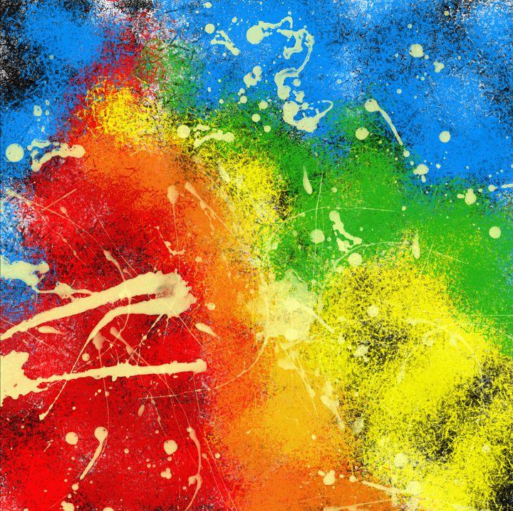 3/18 abstract nature color - zeljko stoilkovic