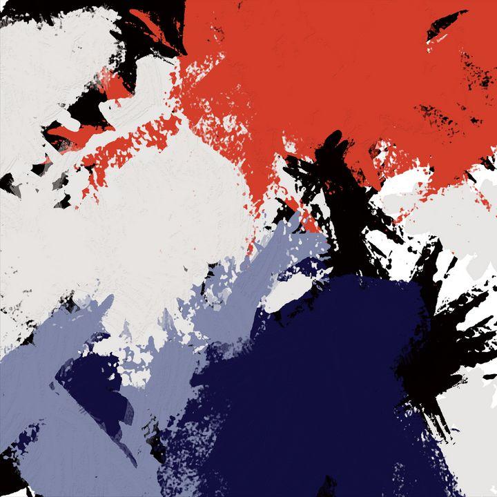 4/18 abstract france color - zeljko stoilkovic