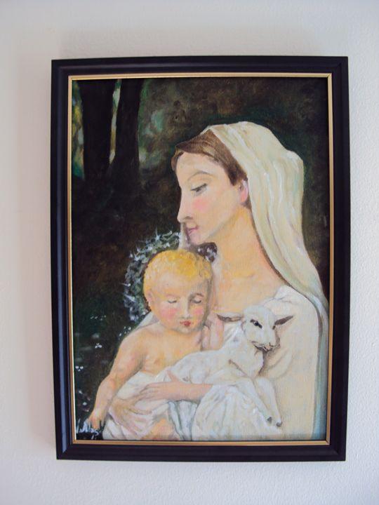 Small Messiah - Marina Mos