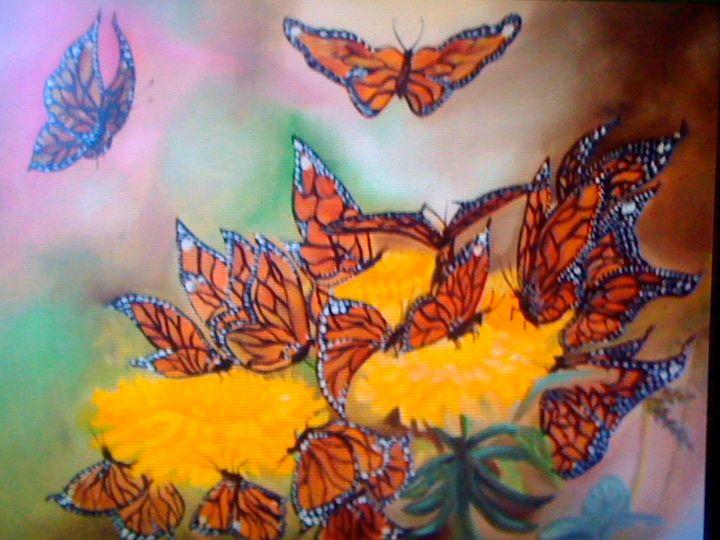 Butterflies - Marina Mos