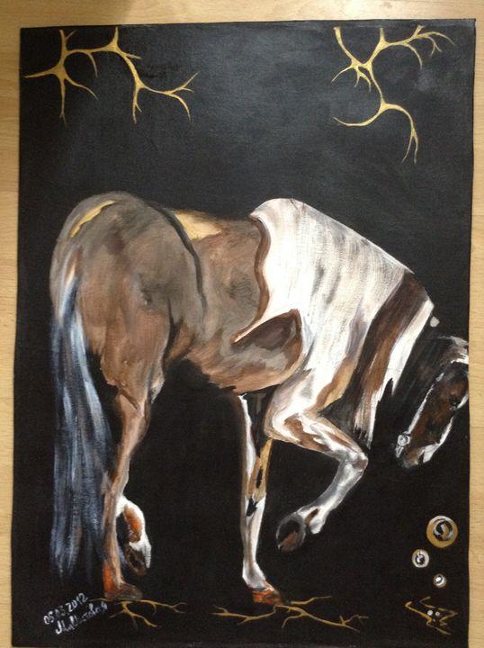 Horse - Marina Mos