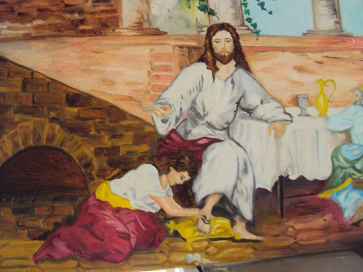 Jesus: Forgiveness - Marina Mos