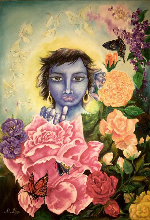 Games of Lord Krishna - Marina Mos