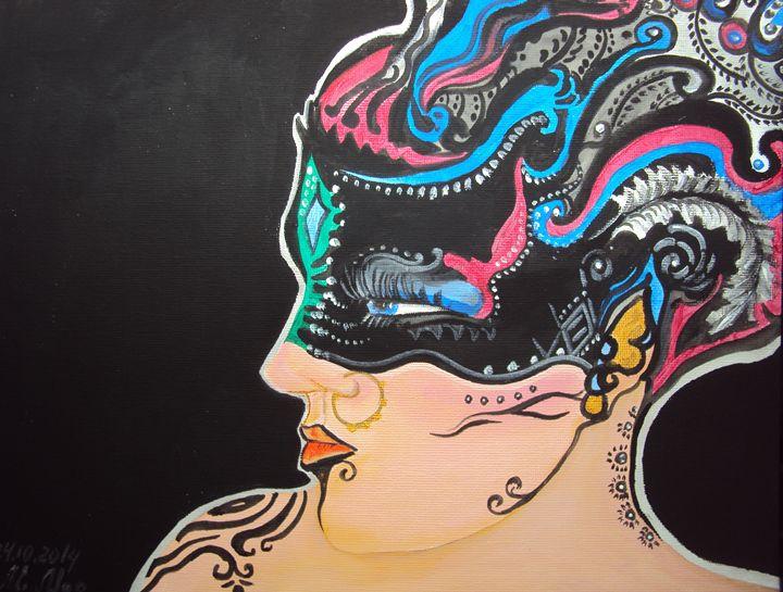 Mystic - Marina Mos