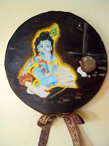Little Krishna. Damodar