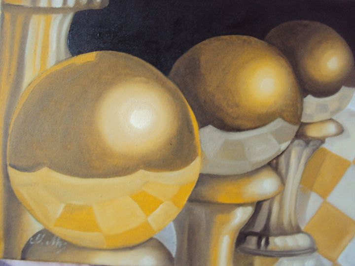 Chess - Marina Mos