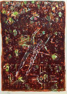 Untitled 1958 - Presler Collection,Israel,Tel Aviv
