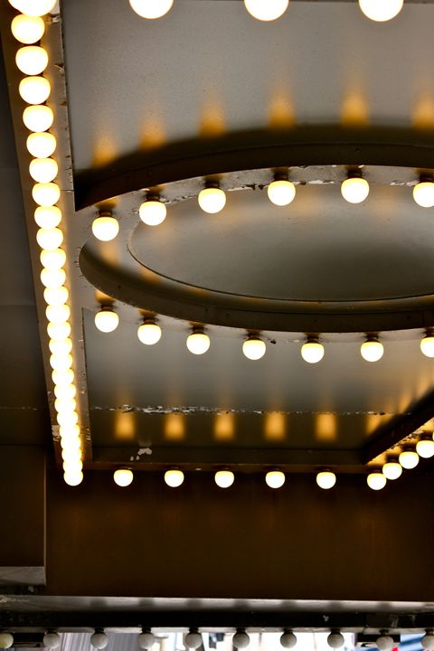 Theater Lights - Emily Sobiecki