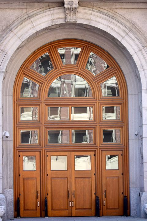 Courthouse Doors - Emily Sobiecki
