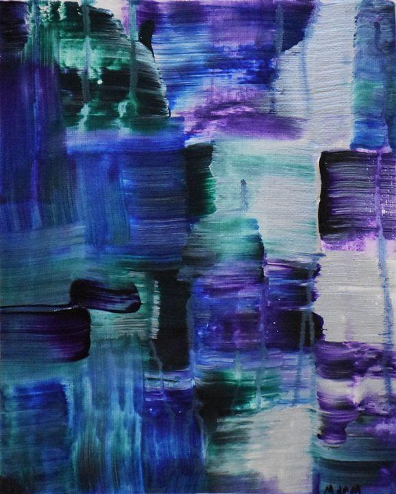 Frozen Lake - MDConlon's Gallery