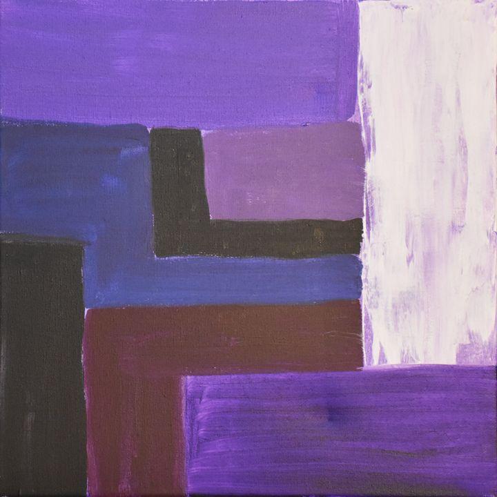 Purple Geo - MDConlon's Gallery