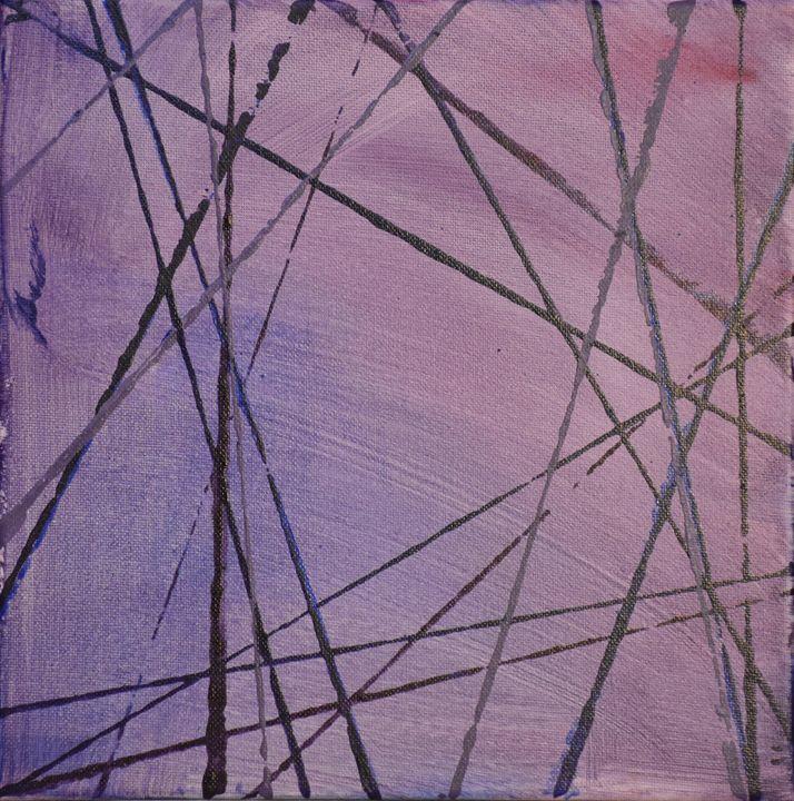 Purple String - MDConlon's Gallery