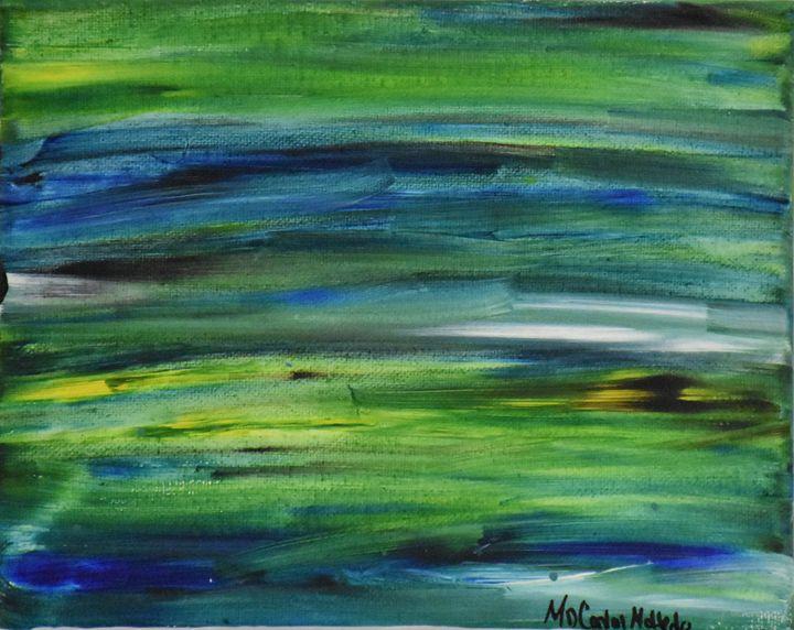 Wet Grass - MDConlon's Gallery