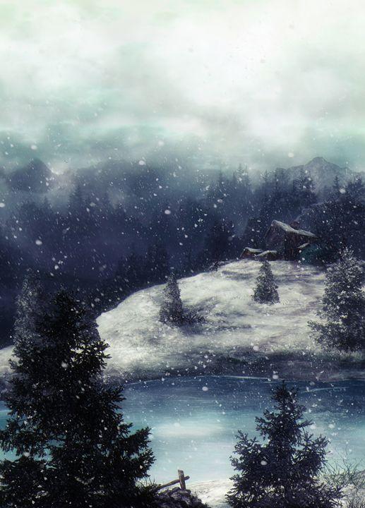 Winter Day - P.Halliwell