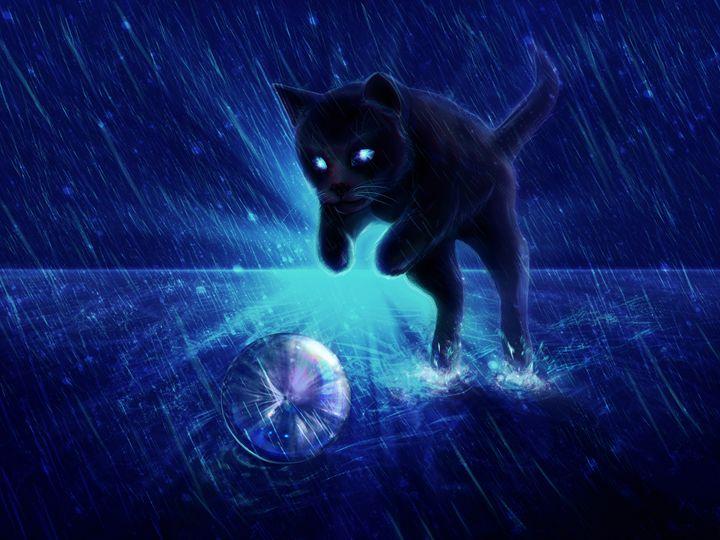 Playing Under The Rain - P.Halliwell
